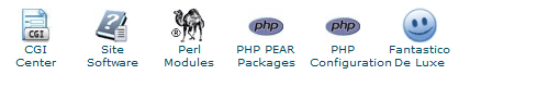 cPanel & Software/Services
