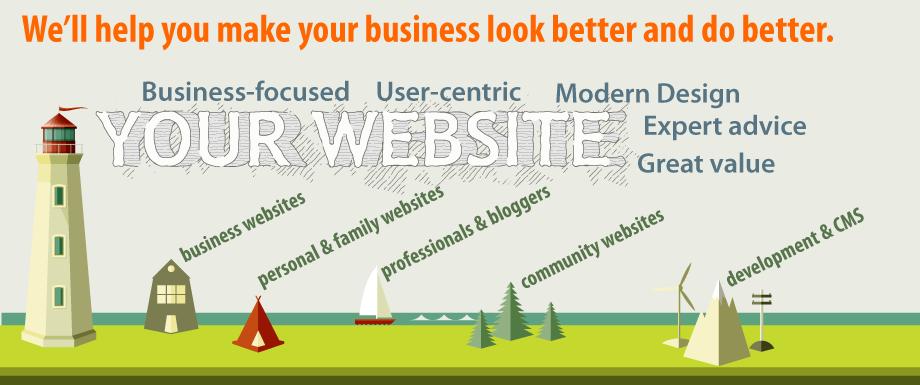 web design and development - ineek